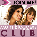 member of Mum Bloggers Club