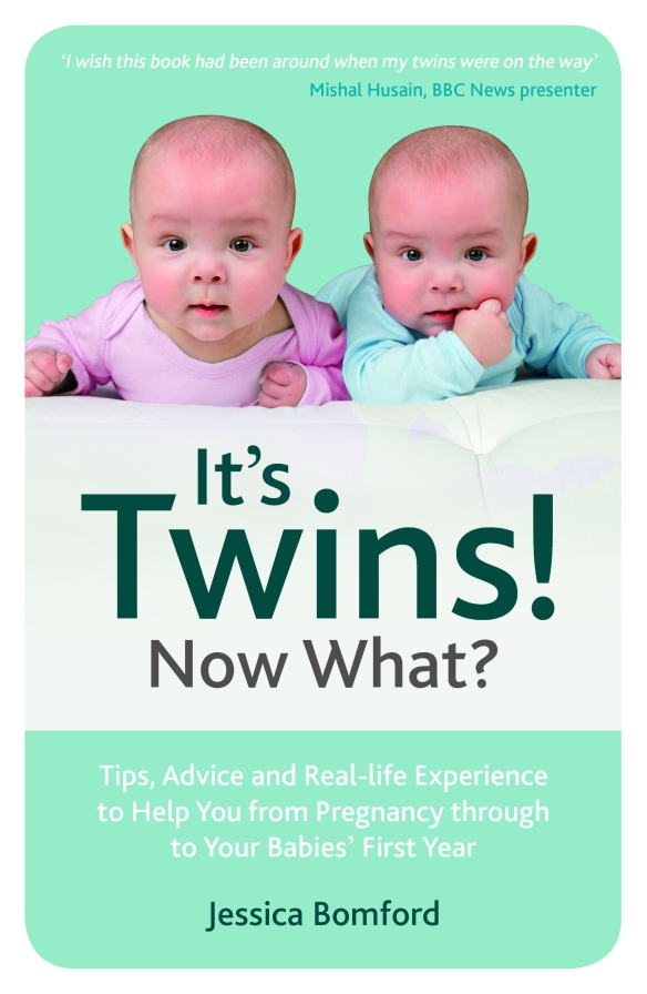 It's Twins_ cover